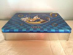 Sonic Classic Collection metallic box 2.
