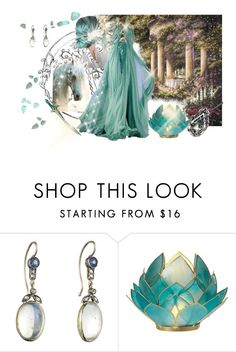 """Elves"" by pollye ❤ liked on Polyvore featuring Alexis Bittar, Cultural Intrigue, women's clothing, women, female, woman, misses and juniors"