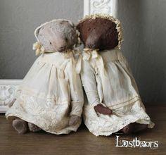 Lost Bears: Миши -тоддлеры