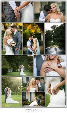 Bride and Groom wedding portraits!