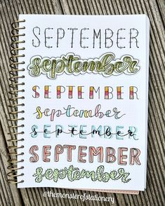 Best Bullet Journal Fonts and Headers for Every Month - The Smart Wander Bullet Journal Headings, Bullet Journal Writing, Journal Fonts, Bullet Journal School, Bullet Journal Aesthetic, Bullet Journal Junkies, Bullet Journal Ideas Pages, Bullet Journal Inspiration, December Bullet Journal