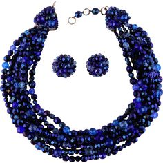 Coppola e Toppo Shades of Blue Necklace