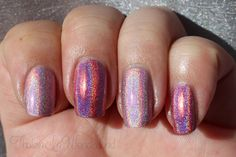 Thulian In Wonderland: Holovertailua: Nfu Oh vs. Color Club