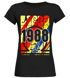 Vintage,retro,libra,Awesome,since,made,born,in, 1988 29th astrology shirt,cancer astrology shirt,leo astrology t shirt,astrology t shirt,astrology mens t shirt,
