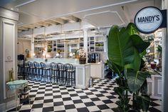 Mandy's+salad+bar+old+montreal+foodblog+mademoiselle+jules+mlle+restaurant 1.000×667 Pixel Salad Restaurants, Street View, Mademoiselle, Pixel, Interior, Outdoor Decor, Decor Ideas, Bar, Interieur
