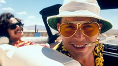 'Fear And Loathing In Las Vegas' captured the fading myth of the rebel writer