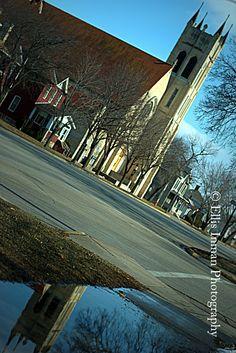 """St. Martin's Church"" -Winona, MN"