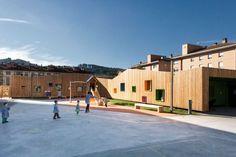 Gallery of New Building for Nursery and Kindergarten in Zaldibar / Hiribarren-Gonzalez + Estudio Urgari - 9