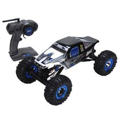 Cant sleep? Take your Losi Night Crawler out for a spin. This crawler can be driven day or night. The front and rear LED light set that comes pre-wired and mounted to the chassis will help you to see in dark. Whether your a first time driver or an experienced one, this car will be great for you. Visit our website to watch the video then get yours today.