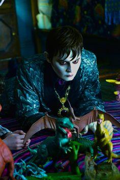 Dark Shadows: DEZE FILM IS DE MOOISTE EN PLEZANTSTE FILM EVER!!!!!!!!! MET JHONNY DEPH :)