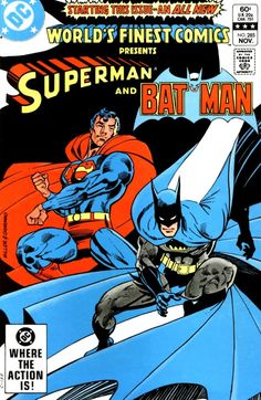 Superman and Batman by Frank Miller and Dick Giordano