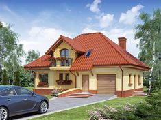 Unique House Design, Cabin, Mansions, Interior Design, Architecture, House Styles, Home Decor, Leo, Two Story Houses