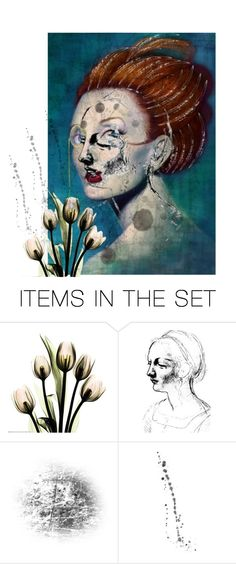 """""""Beauty is more than skin deep"""" by juliehalloran ❤ liked on Polyvore featuring art"""