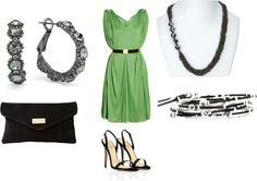"""""""Classy Date"""" by whitneyewenger on Polyvore"""