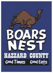Boars Nest Magnet