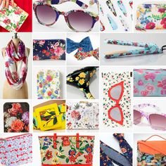 20 Fresh Floral Accessories | Brit + Co.