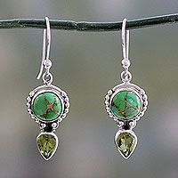 Spring Green from @NOVICA, They help #artisans succeed worldwide.