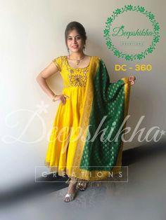 Kalamkari Dresses, Ikkat Dresses, Kalamkari Tops, Salwar Designs, Kurti Designs Party Wear, Dress Neck Designs, Blouse Designs, Long Frocks For Girls, Dress Indian Style