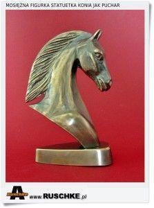Statuetka figurka konia