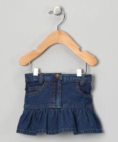kids denim skirts on pinterest | Denim Skirt - Infant