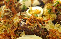 Lamb Biryani - Chef Osama - The Good Taste Company