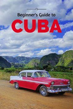 A Beginner's Guide to Cuba on JetsetterJenn (dot) com! #Travel