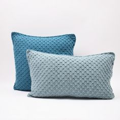 Cushion – Oblong - Merino from C2c, Knit Or Crochet, Crochet Hooks, Decoration, Free Pattern, Cushions, Throw Pillows, Knitting, Patterns