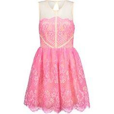 Lipsy Sukienka koktajlowa rosa