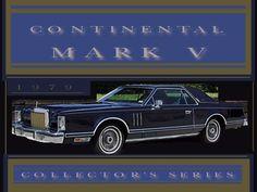Lincoln Continental Mark V Cartier | The Cars of Dallas – Jock's Lincoln Mark V
