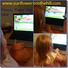 """""""We absolutely LOVE Ooka Island around here. Princess asks to play everyday, and I truly don't mind letting her. I can see such an improvement in her skills in the short amount of time we have had the game."""" -- A review by Sunflowers On The Hill."""