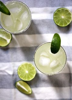The Short and the Sweet of It: The Best Margarita Recipe