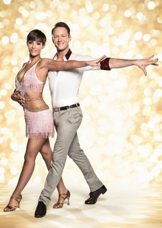 Frankie Bridge / sandford and Kevin Clifton, strictly come dancing 2014 official photo