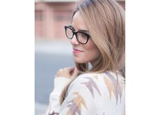 Hair and Makeup Ideas For Girls With Glasses | Beauty High