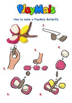 PlayMais Butterfly
