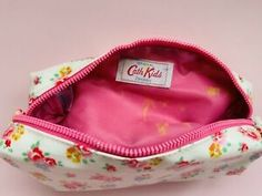 PENCIL CASE PINK WHITE DITSY ROSE FLORAL CATH KIDSTON SHABBY CHIC | eBay Cath Kidston Pencil Case, Ditsy, Pink White, Shabby Chic, Rose, Floral, Stuff To Buy, Ebay, Pink