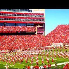 It's game day at Memorial Stadium!