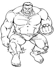coloring pages thor - Google-søgning