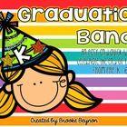 Most Popular Teaching Resources: Graduation Bands {FREEBIE}