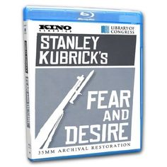 Amazon.com: Fear and Desire [Blu-ray]: Frank Silvera, Kenneth Harp, Paul Mazursky, Steve Coit, Virginia Leith, Stanley Kubrick: Movies & TV