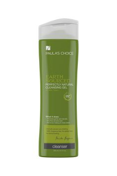 Removes makeup quickly and easily. Formulated only with natural ingredients.