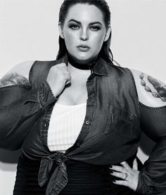 Let's talk diversity! Because of the importance of body acceptance and women's issues today, we'd like to place a spotlight on the women speaking loud and clear and inspiring us every day.  Tess Holliday inspires us everyday.   Go Girl! Women Inspiring Us this Month! http://thecurvyfashionista.com/2017/02/curvy-women-inspiring-us/