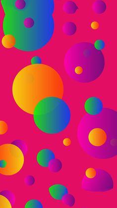 By Artist Unknown. By Artist Unknown. Apple Wallpaper, Pink Wallpaper, Colorful Wallpaper, Cool Wallpaper, Mobile Wallpaper, Wallpaper Backgrounds, Screen Wallpaper, Phone Backgrounds, Cellphone Wallpaper