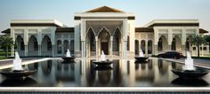 """""""Steven Hemphill, founder the company of interior House of Infinity-Middle East palace"""""""