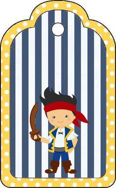 Fazendo a festa: Kit Jack e os Piratas