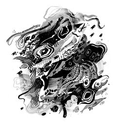 ocean illustration for the INYT by Molly Mendoza