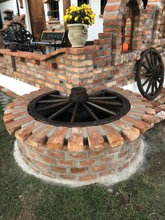 Brick garden - An ecofriendly roof has lots of benefits at monetary, habitat and political level Roofdesign Brick Design, Roof Design, Exterior Design, Outdoor Landscaping, Outdoor Gardens, Roof Gardens, Design Cour, Garden Pavilion, Wine House