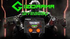 GIZORAMA Giveaway: KontrolFreek Call of Duty: Black Ops 3 Bundle | GIZORAMA