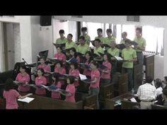 霧峰長老教會聖歌隊--20121014新竹教會獻唱-part1 - YouTube
