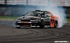 Cars drifting cars racer drifting nissan silvia s15
