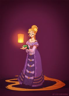 Historically Accurate Tangled